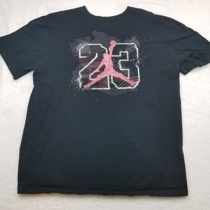 Nike Jordan Jumpman Black 23 T Shirt XL